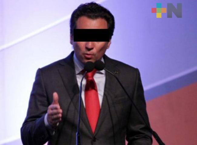 Fue vinculado a proceso Emilio Lozoya; no pisará la cárcel