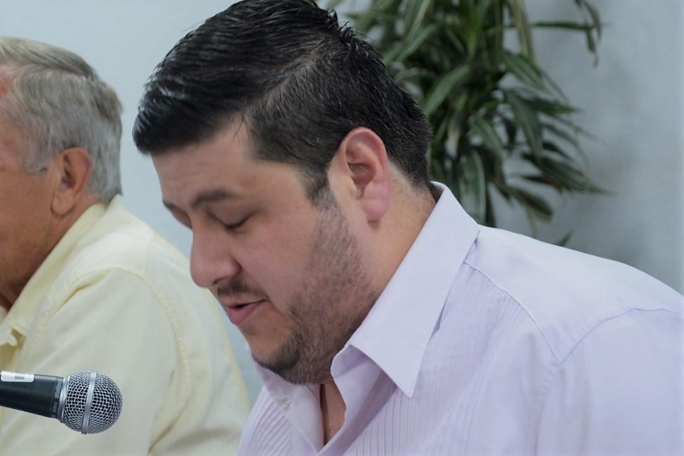 Ante inminente desafuero, el otrora envalentonado Erik Aguilar ahora suplica apoyo