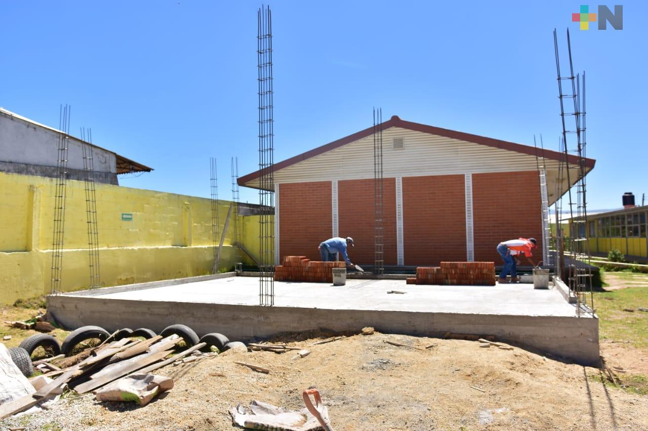 Gobierno de Veracruz invierte 5.2 mdp, en escuelas de Altotonga, Villa Aldama y Perote