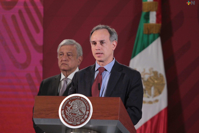No pretendemos militarizar la respuesta de salud pública: López-Gatell