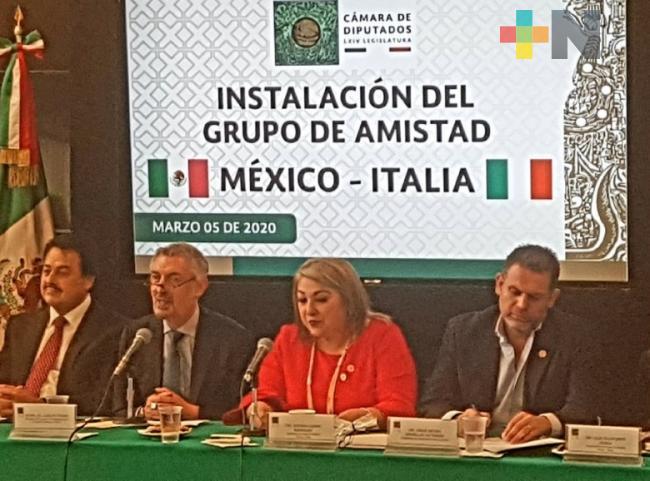 Máxima colaboración Italia-México ante Coronavirus: embajador