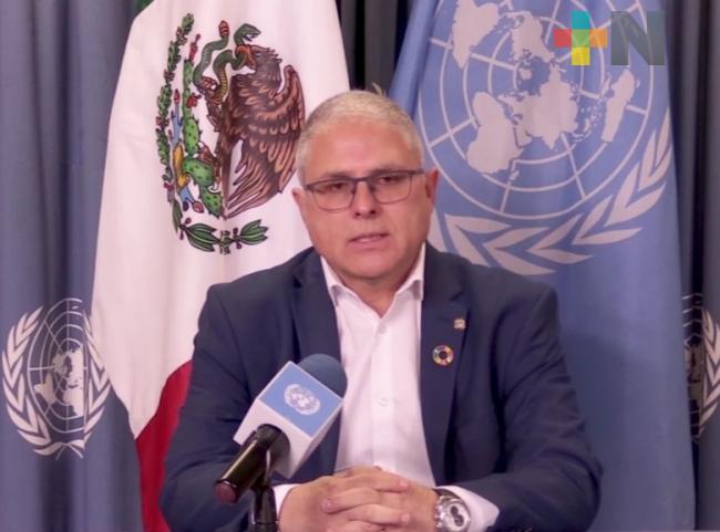 """Avala OMS plan de México contra Coronavirus; """"van en el camino correcto"""""""