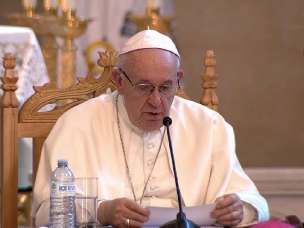 Papa Francisco da negativo en prueba de Covid-19