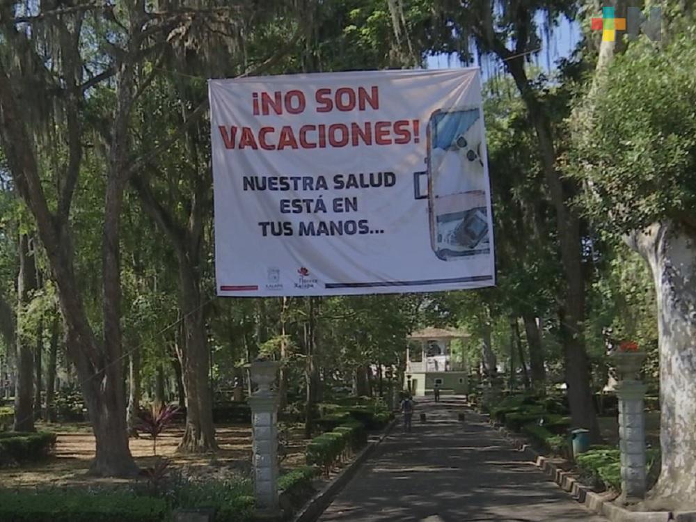 Parques Juárez y Los Berros aún permanecerán cerrados