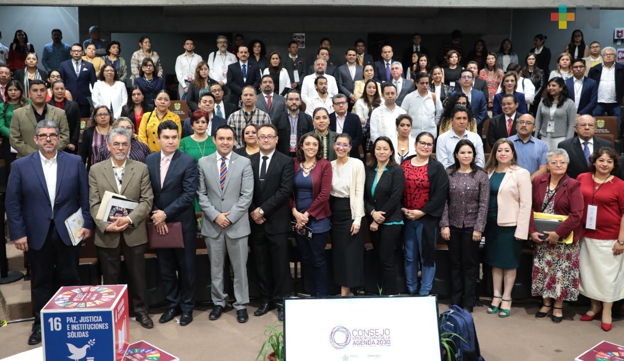 Veracruz impulsa el desarrollo social y combate la corrupción para transformar la vida pública: PROGOB