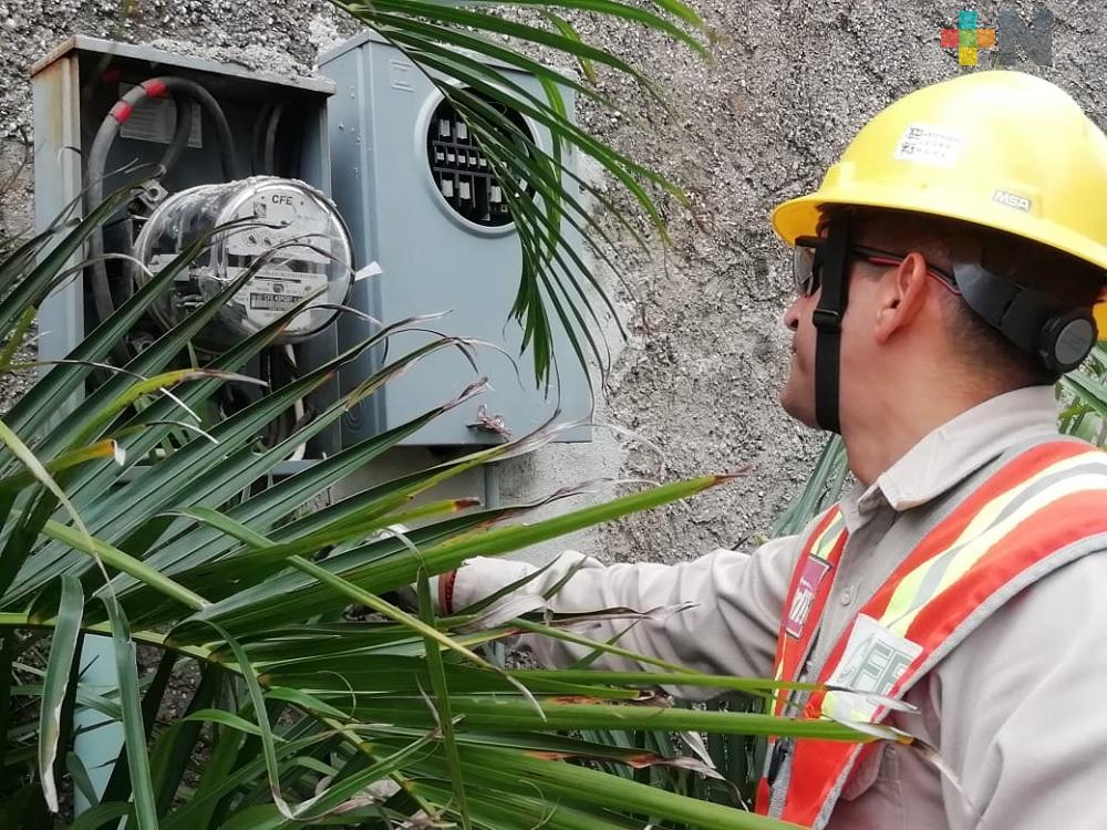 CFE deberá suspender cortes de energía eléctrica a usuarios que no han podido pagar recibos durante pandemia