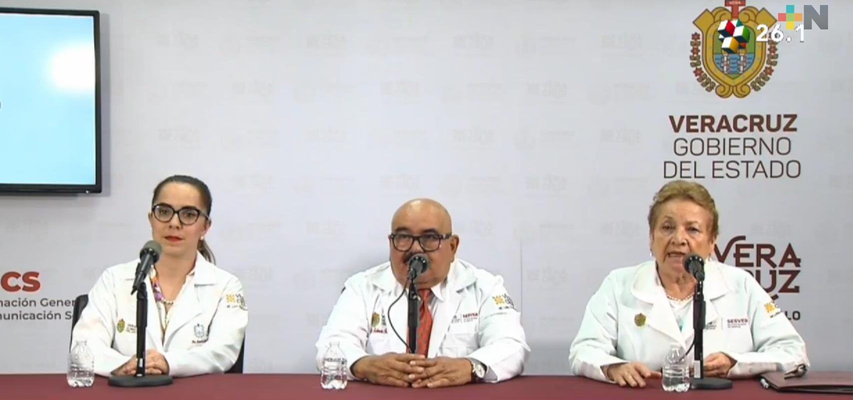Dos nuevos casos de COVID-19 en Veracruz; suman 4