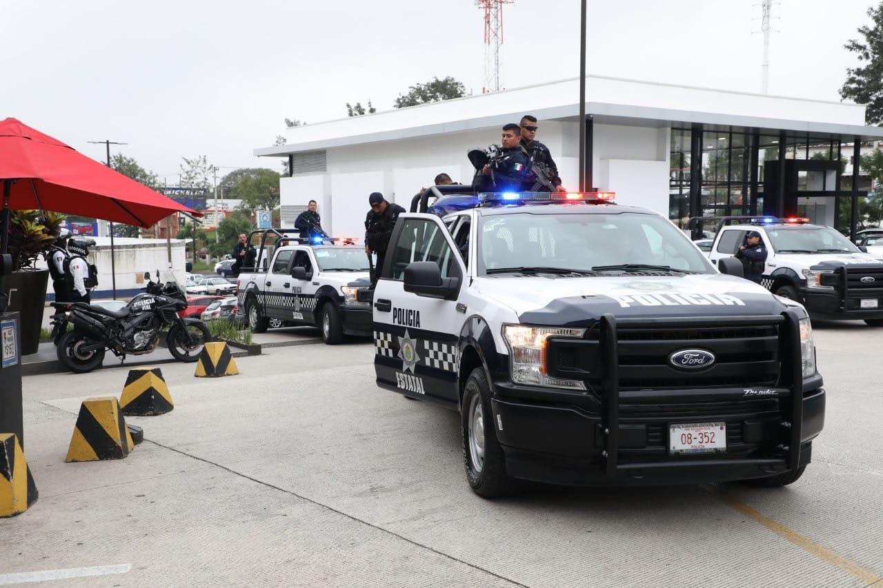 Más de 6 mil detenciones en Veracruz, durante primer trimestre de 2020: SSP