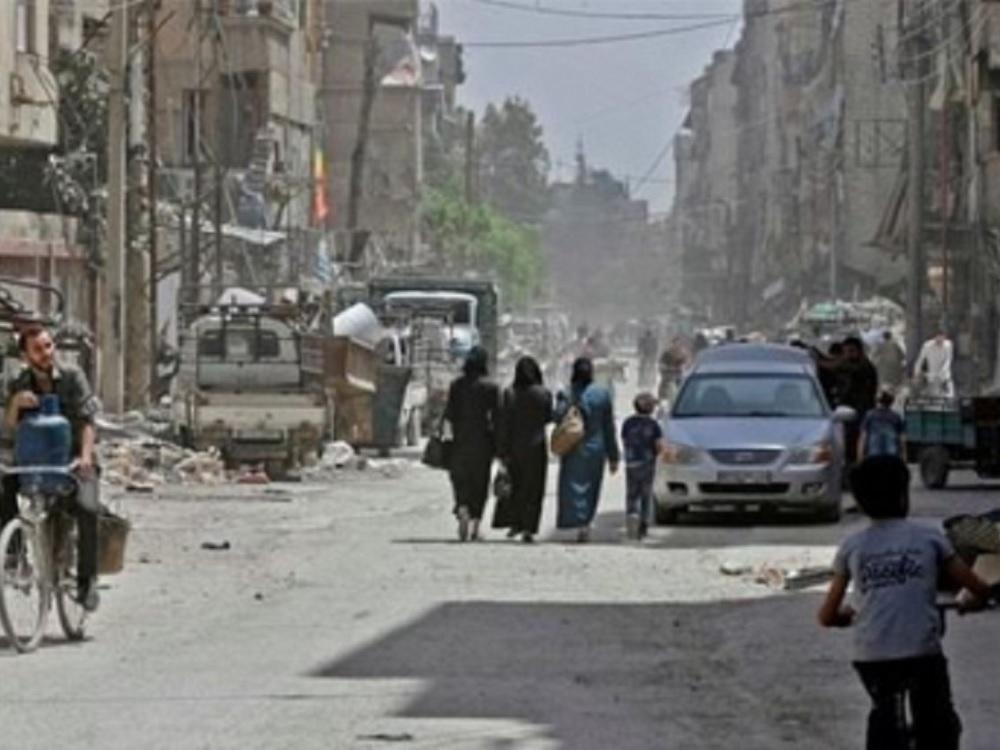 """Siria permanece en """"calma cautelosa"""" tras inicio de cese al fuego"""