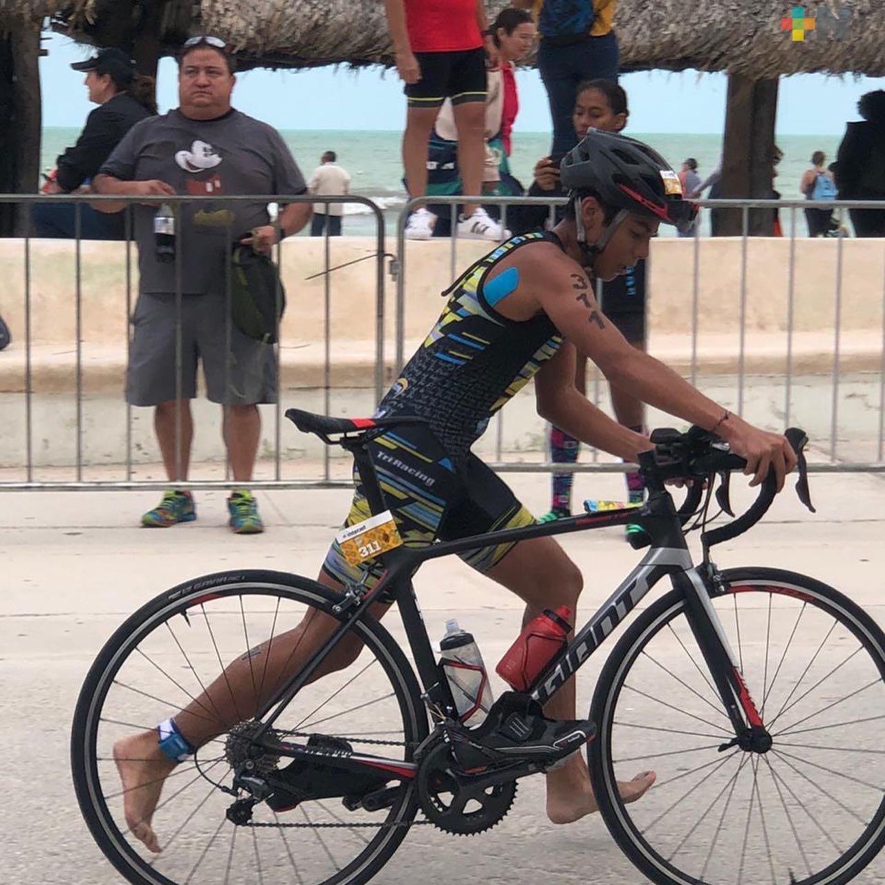 Participarán triatletas de Tri Racing en los Juegos Estatales 2020