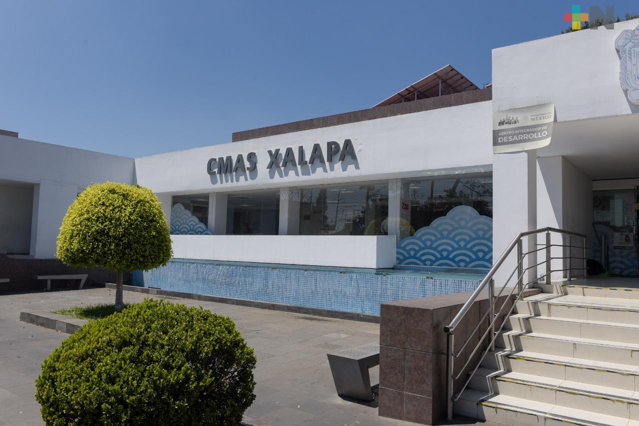 Descuentos de CMAS Xalapa es para que ciudadanía pueda sortear con mayor holgura esta pandemia