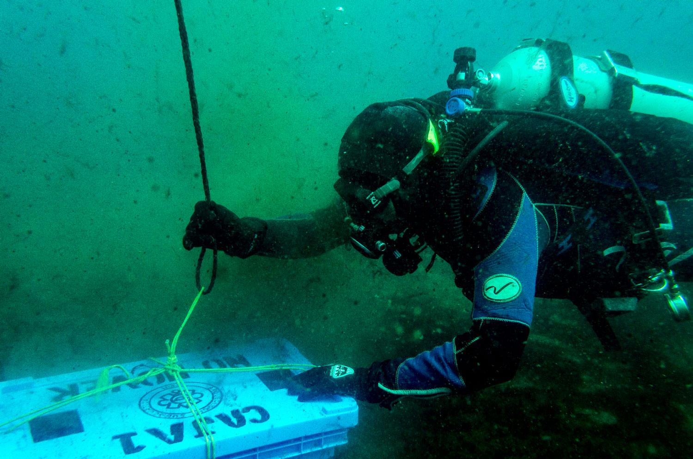 INAH crea primer archivo arqueológico subacuático