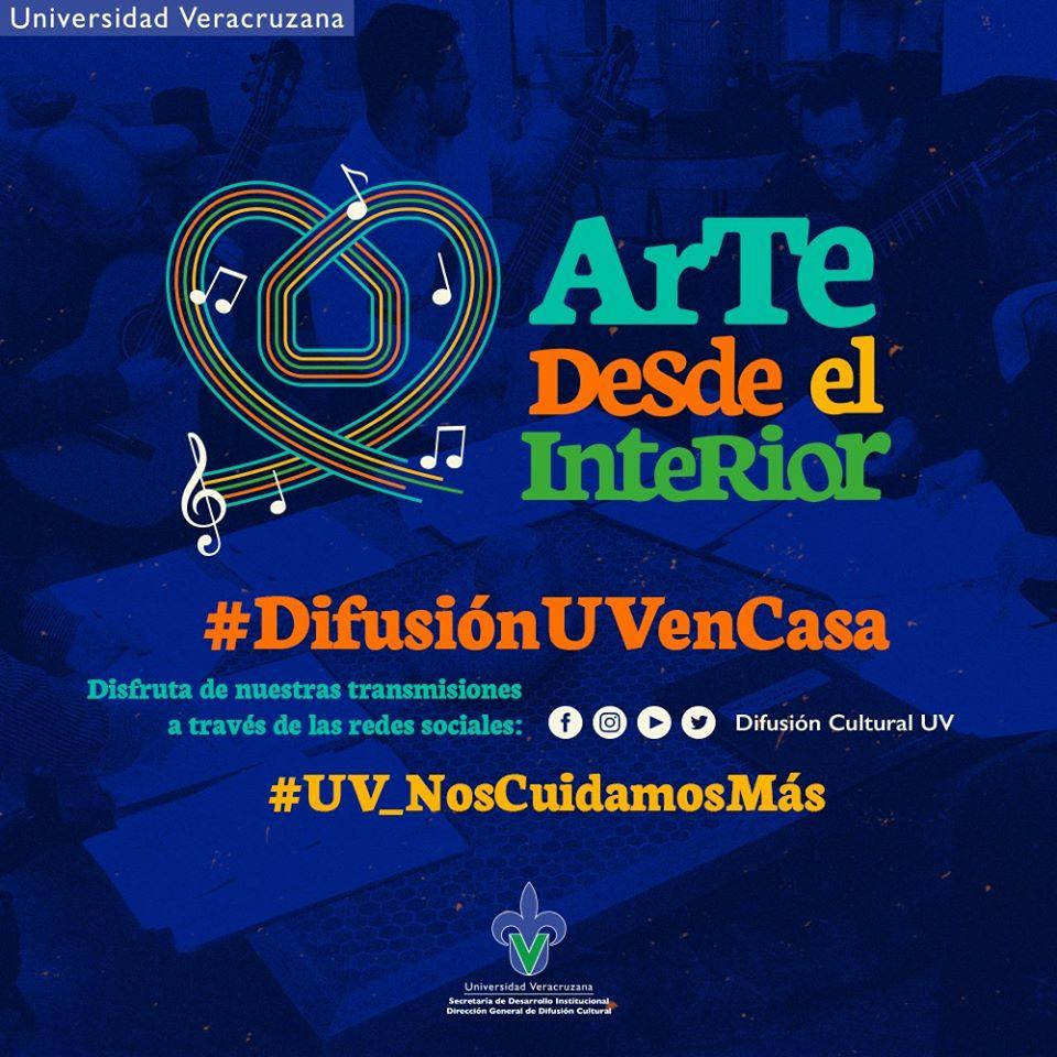 Difusión Cultural de la UV arrancó proyecto Arte desde el interior