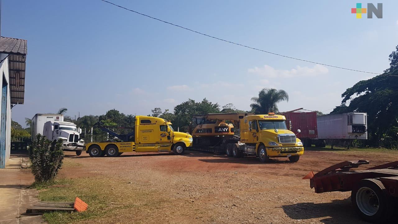Desmantela SSP bodega con vehículos robados, en Córdoba