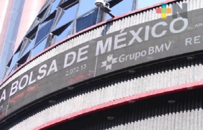 Bolsa Mexicana abre con ganancia de 0.53 por ciento