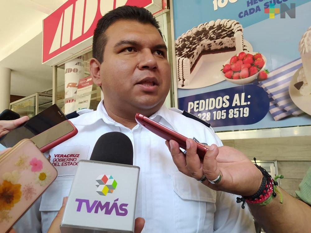 Por Covid-19, disminuyen aforo vehicular y accidentes de tráfico en Xalapa