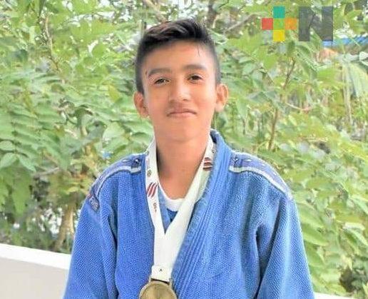 Judoca de Sotavento a nacional de Juegos Conade