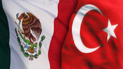 """Turquía quiere libre comercio con México """"lo más pronto posible"""""""