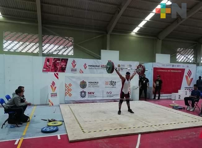 Minatitlán destacó con 21 oros en Juegos Estatales Conade