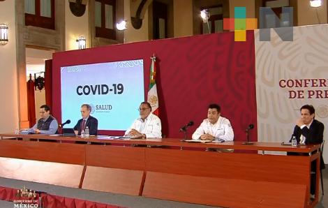 Suman 29 muertes por COVID-19 en México