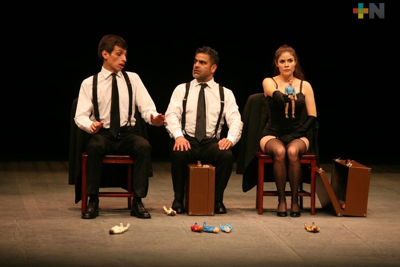 Conmemora IVEC Día Mundial del Teatro