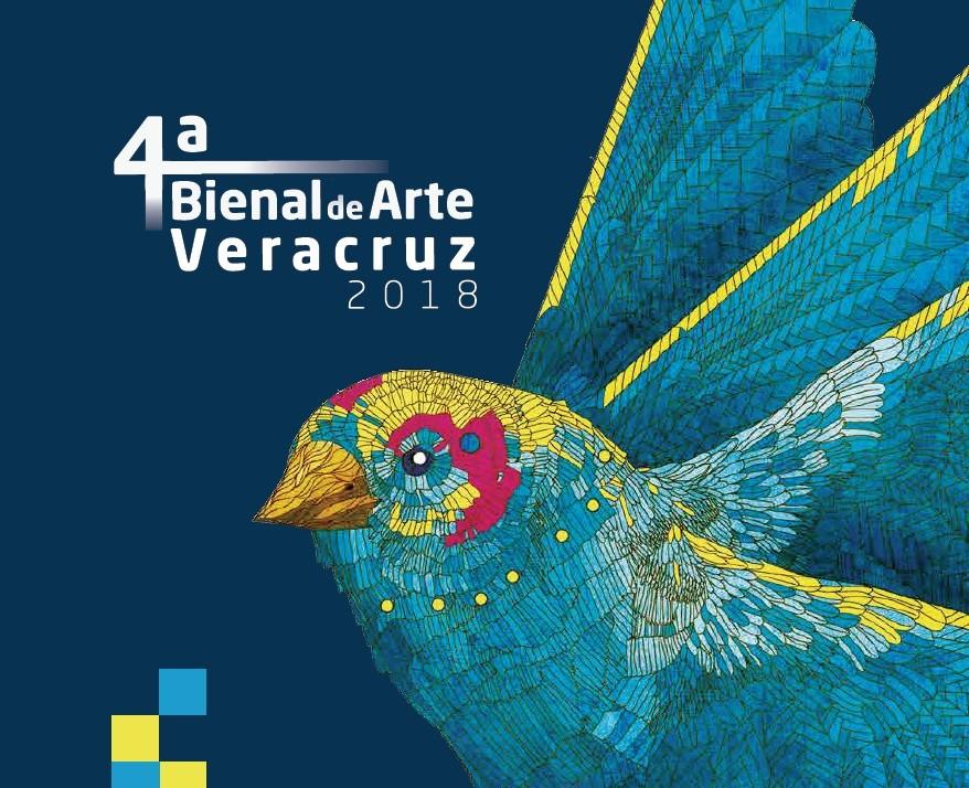 Dispone IVEC de catálogo digital de Bienal de Arte Veracruz 2018