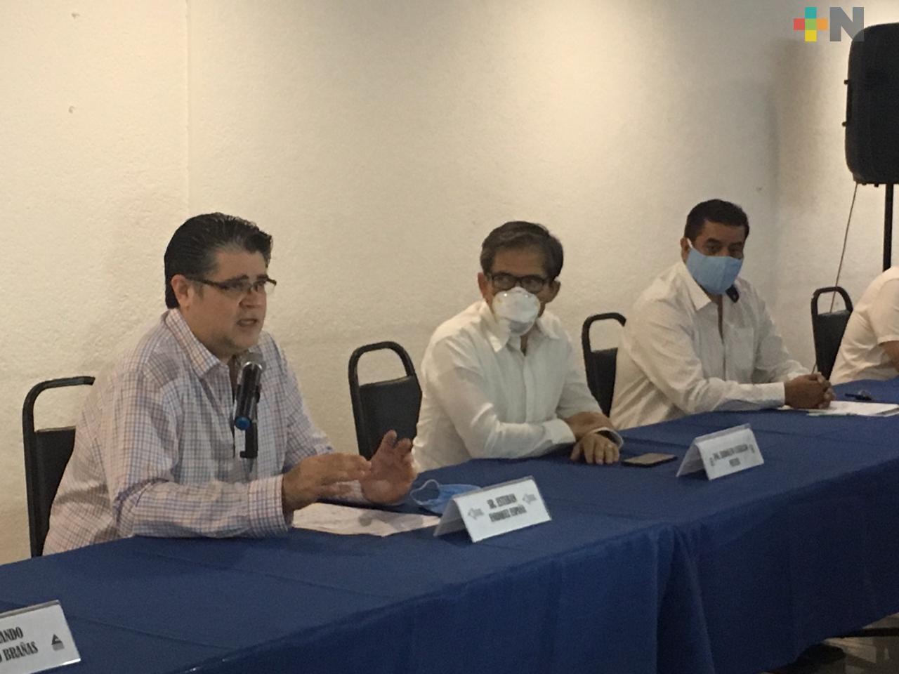 Empresarios de Coatzacoalcos piden a gobierno mayores incentivos fiscales