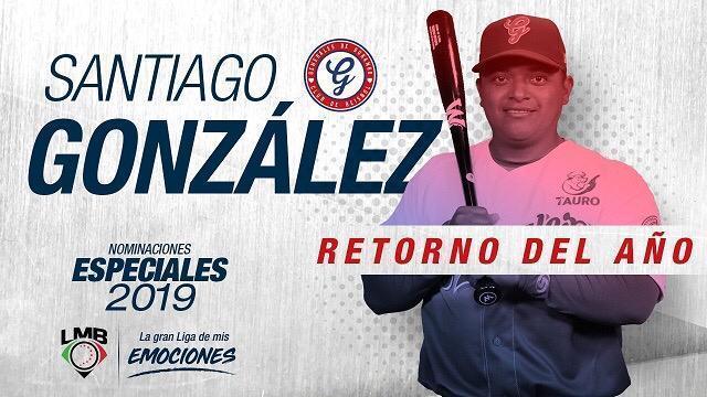 """""""Tato"""" González va por 2 mil hits en LMB"""