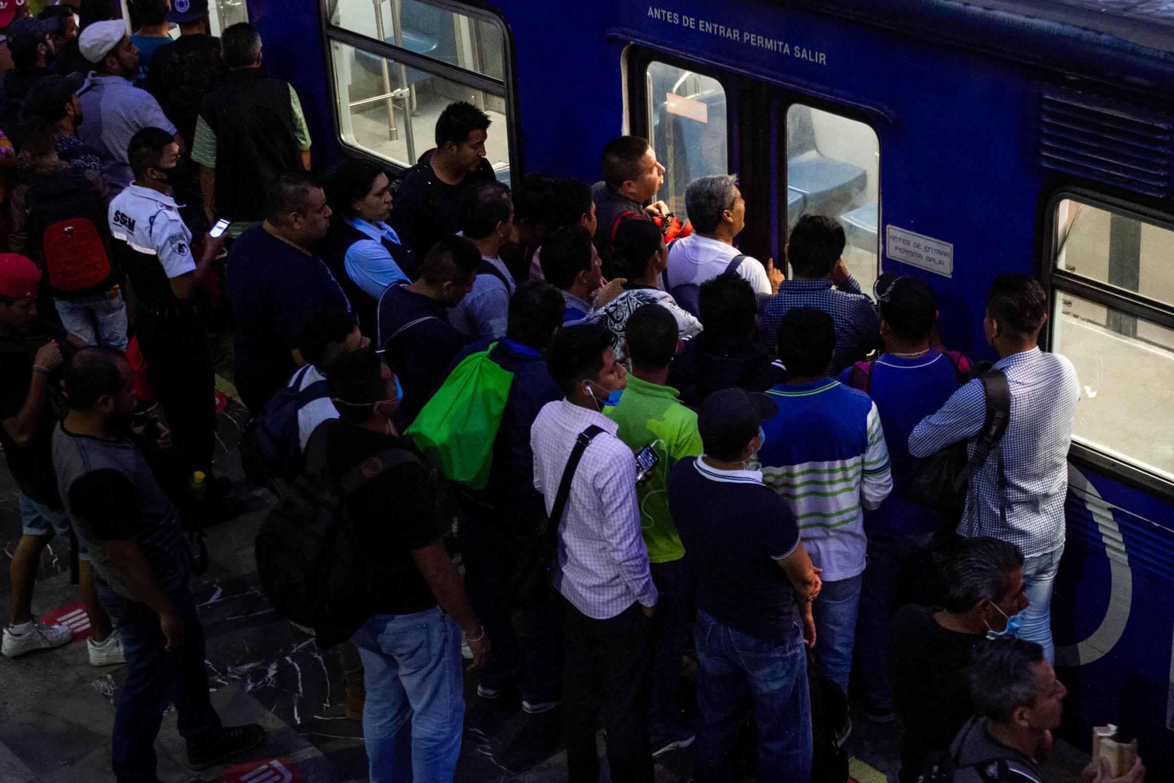 Restablecen servicio en líneas 4, 5 y 6 del Metro, a partir del martes