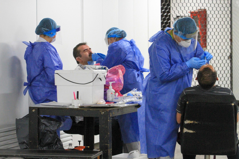 11,476 casos positivos y 1,754 fallecimientos por COVID-19 en Veracruz, hasta este sábado