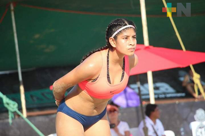 Aissa Márquez buscará el título nacional de Juegos Conade