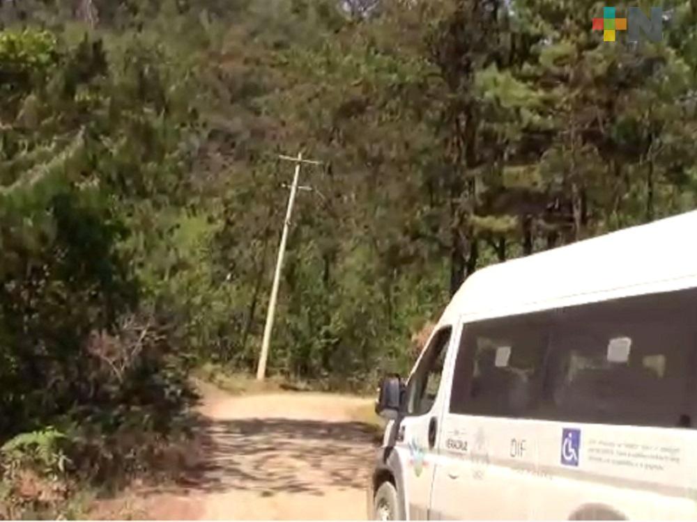 CFE sin dar respuesta a graves fallas en redes eléctricas de Zacualpan