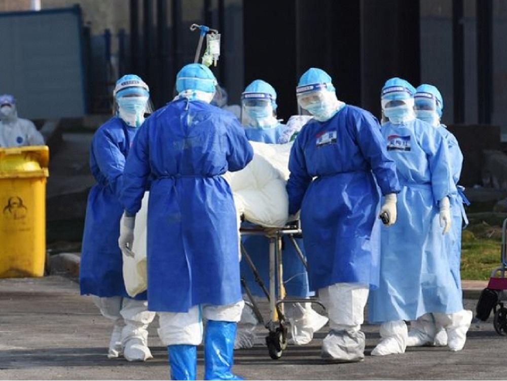 México registra 105,655 muertes a causa de coronavirus