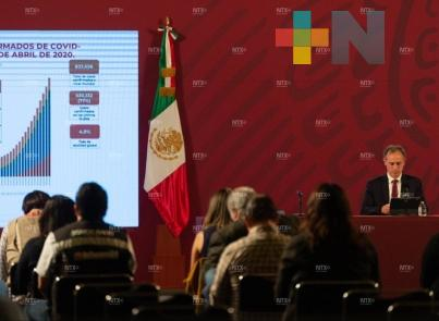 Mayor cantidad de casos de Covid-19 se registra en CDMX, Estado de México y Jalisco