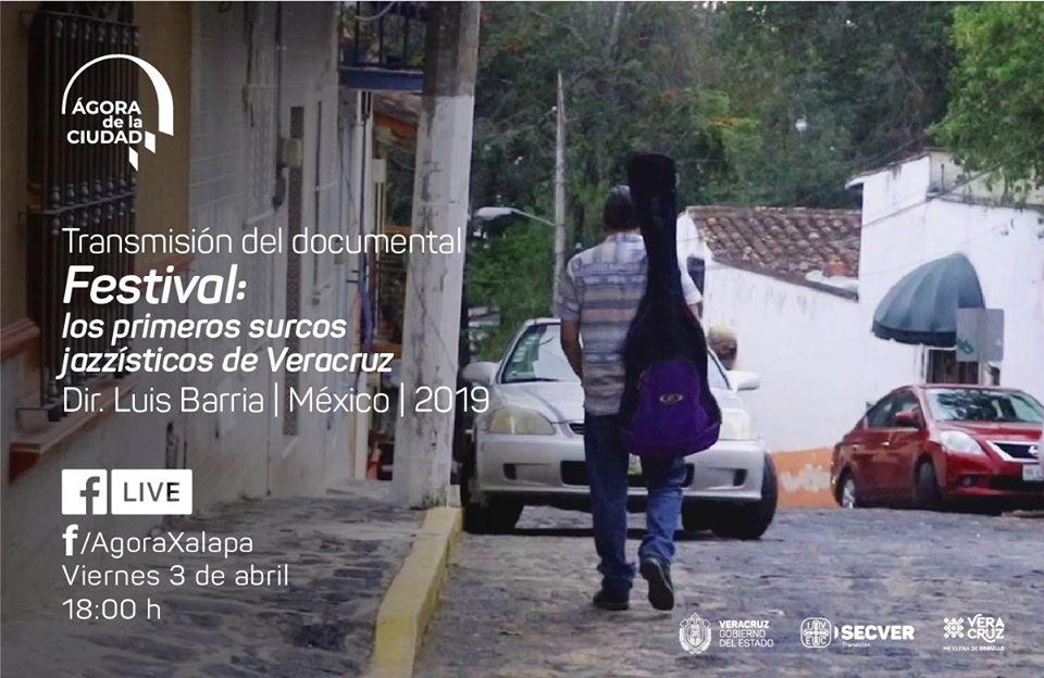 Transmite IVEC cine hecho en Veracruz, a través de redes sociales