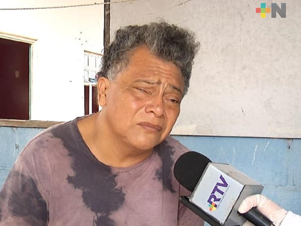 Ciudadano de Coatzacoalcos pide apoyo para tratamiento contra diabetes
