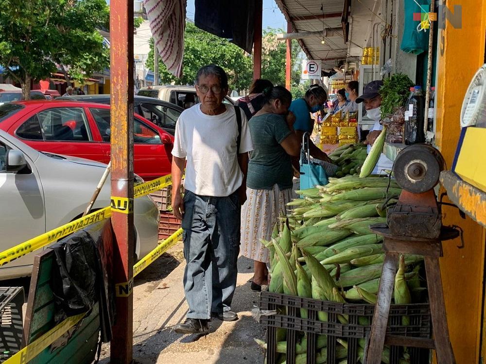 Coatzacoalqueños continúan sin tomar en cuenta medidas de sanidad