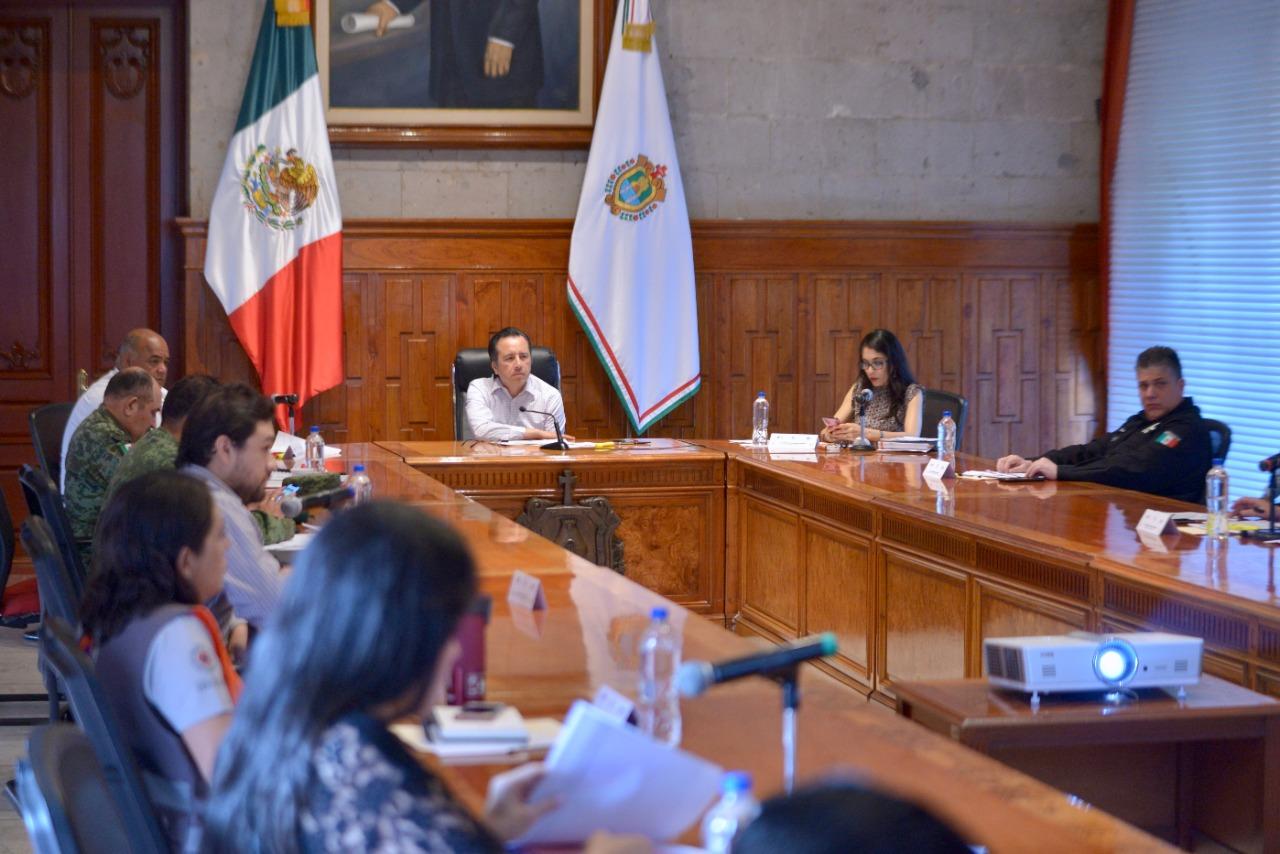 Actuará gobierno estatal contra violencia intrafamiliar en cuarentena: Cuitláhuac García