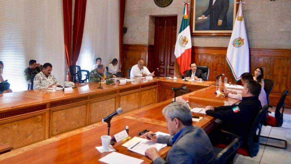 Resultados positivos reporta la Mesa de Coordinación para la Construcción de la Paz