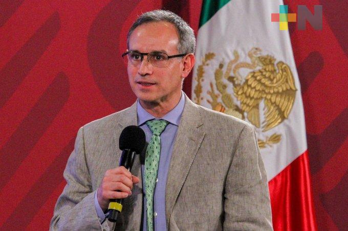 Página de registro de vacunación operará las 24 horas: López-Gatell