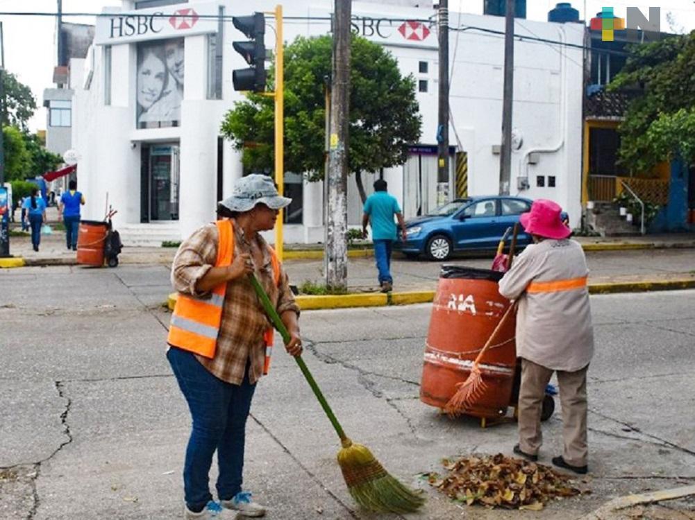 En Coatzacoalcos, salvaguardarán salud de empleados de Limpia Pública
