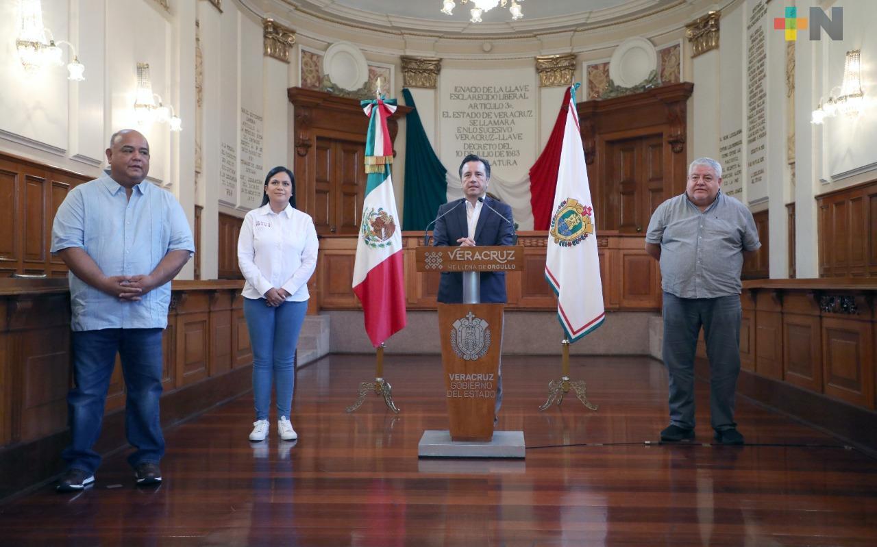 720 mil veracruzanos beneficiados con pensiones del Bienestar; apoyos continúan durante contingencia sanitaria