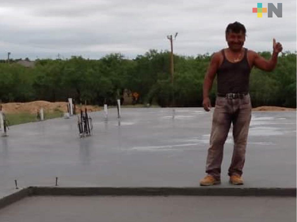 Desde Laredo Texas, Jorge Francisco donará productos de la canasta básica a paisanos de Oteapan