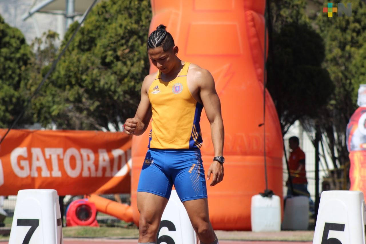 Alanís buscará acudir a los Juegos Olímpicos en la prueba reina del atletismo