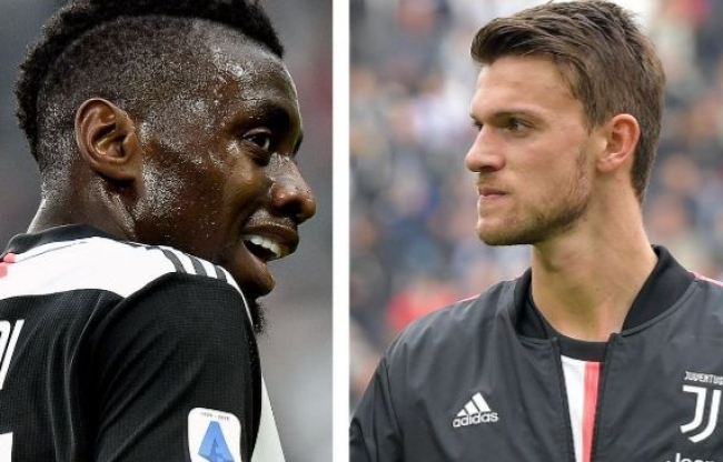 Juventus confirma que Daniele Rugani y Blaise Matuidi superaron COVID-19