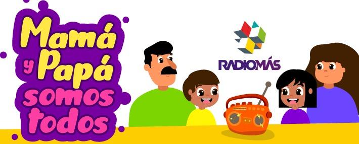 """Inicia SEV programa radiofónico """"Mamá y Papá somos todos"""""""