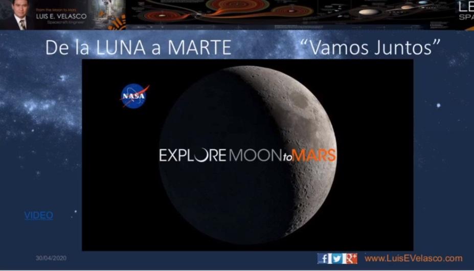 SEV celebra el Día del Niño con una plática virtual desde la NASA