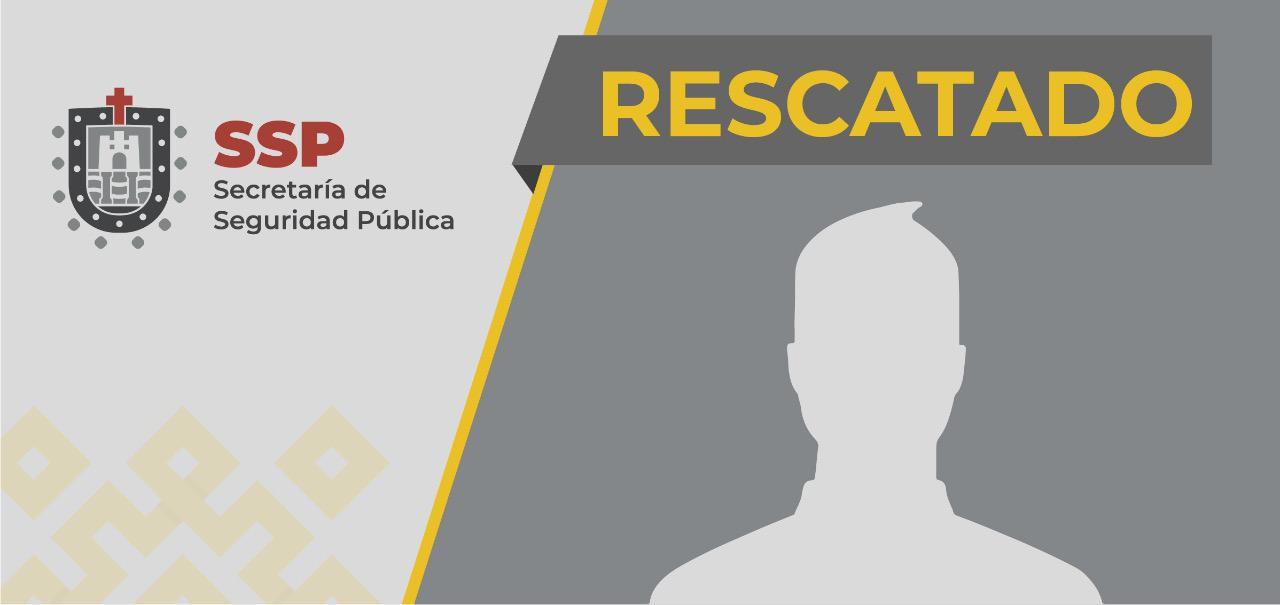 Rescata SSP a víctima de secuestro virtual en Isla y recuperan 8 autos con reporte de robo