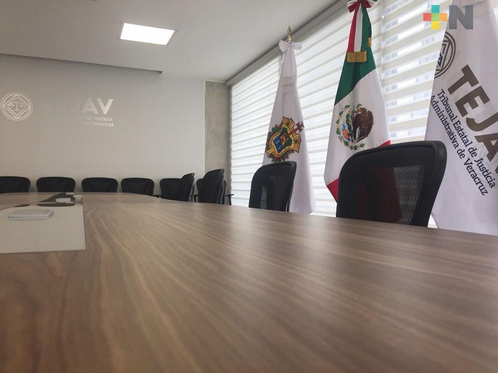 TEJAV acordó reanudar parcialmente algunas de sus actividades jurisdiccionales