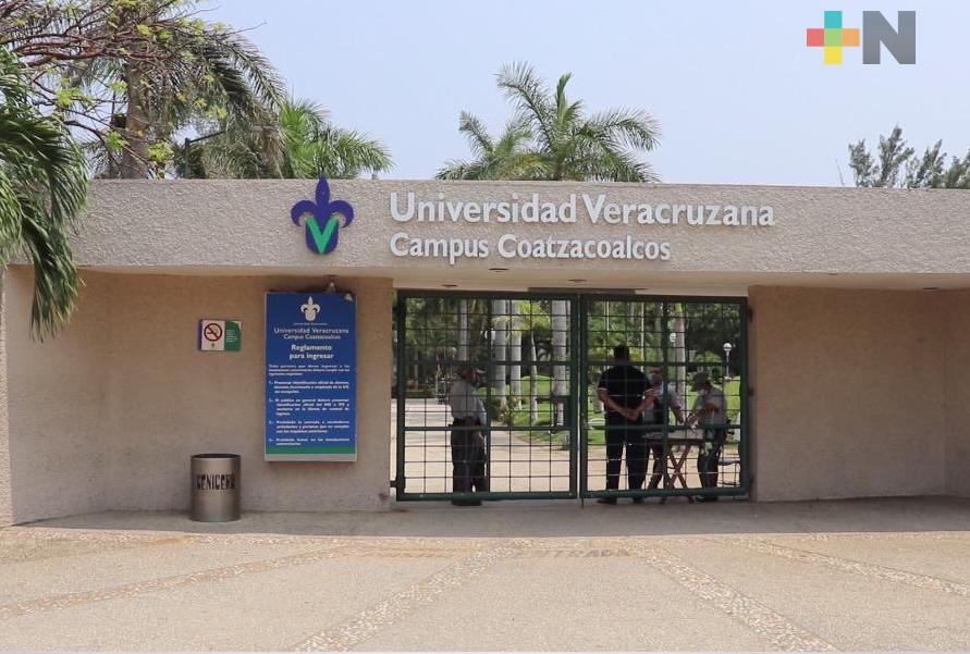 Estudiante de la UV campus Coatzacoalcos fue confirmado con COVID-19; otro es sospechoso